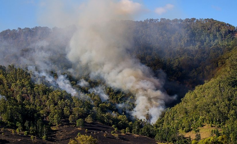 Kenmore News - Pullenvale burn off