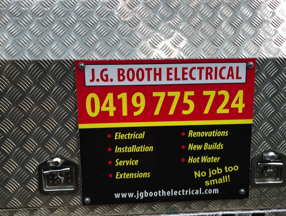 JGBOOTH ELECTRICAL