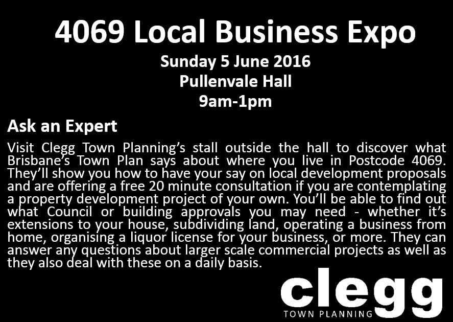 Clegg Town Planning