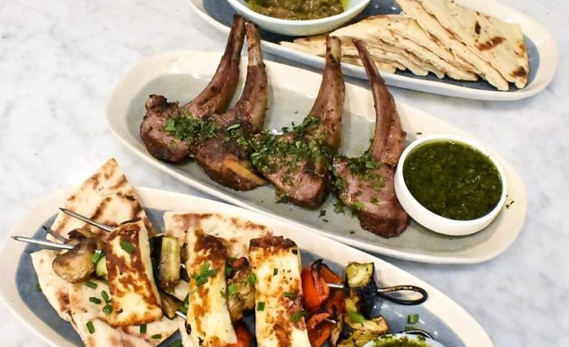 Dine in Traditional Greek Meze At This Restaurant in Kenmore