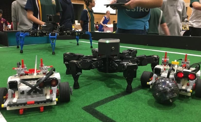 Kenmore South State School Excels at Robotics Competition