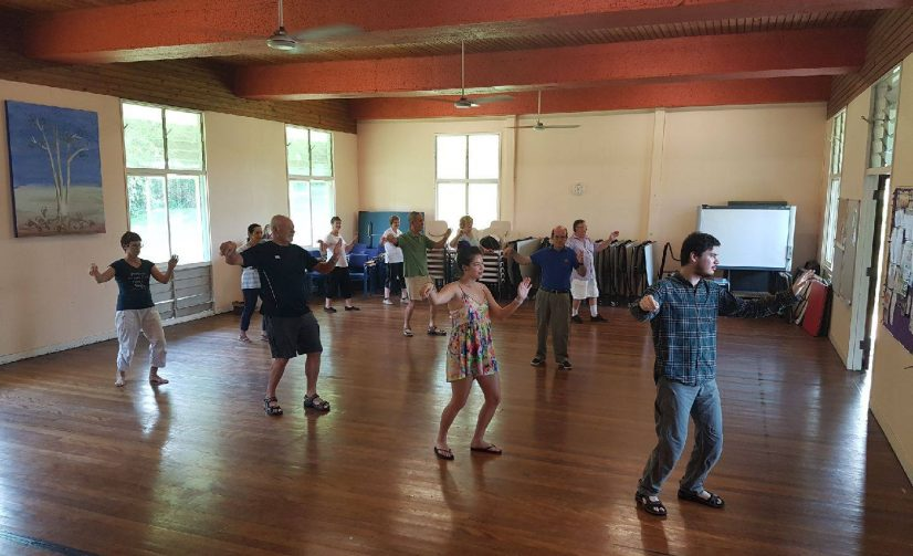 Free Gentle Exercise Session Offered to Newcomers at Kenmore Tai Chi School