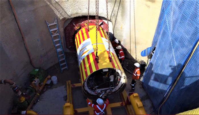 Microtunnelling Technology Enabled Cost-Effective Sewer Upgrade From Kenmore to Jindalee
