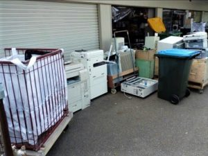 Kenmore Hills-Based E-Waste Recycling Facility Make Do With Reduced Space