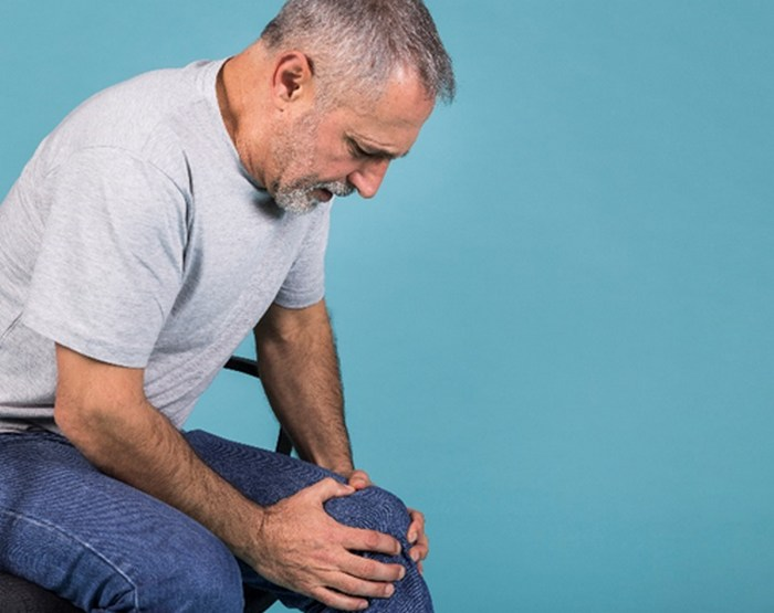 knee pain research Kenmore