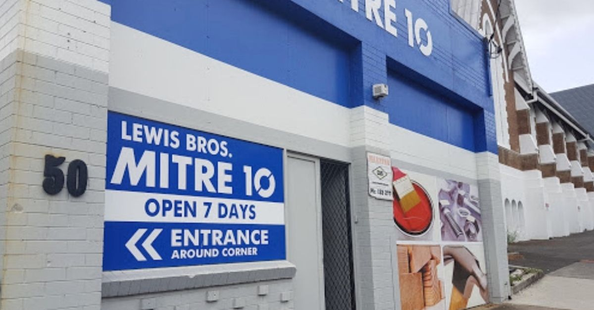 Mitre 10 Kenmore South Brisbane