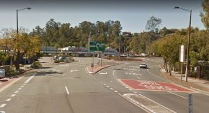 Kenmore Roundabout